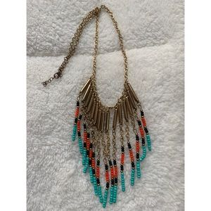 Forever 21 Jewelry - Colorful statement necklace
